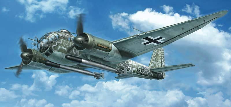 Ju-188. Part II Avenger enters battle