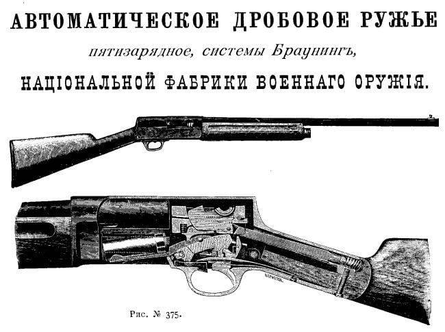 Browning Auto-5 kendinden yüklemeli tüfek