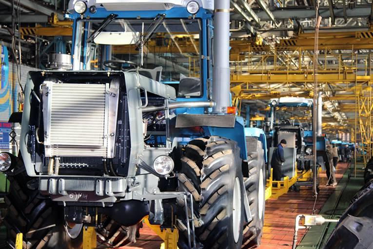 SBU는 러시아 연방에서 Kharkov Tractor Plant를 수출하려는 시도가 억제되었다고 말했다.