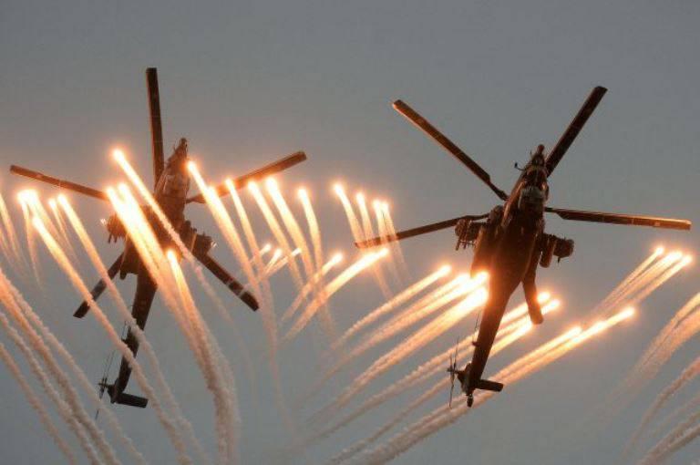 एवीमिक्स शो में, रूसी पायलटों ने उच्च कौशल दिखाया