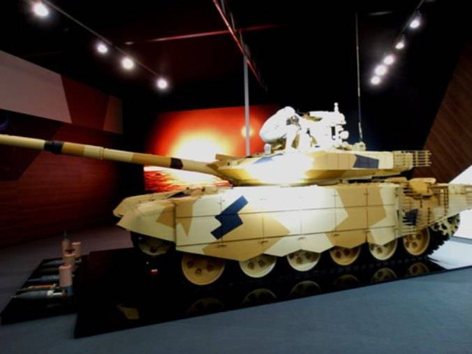 Media: Vietnam may buy a batch of T-90MS in Russia