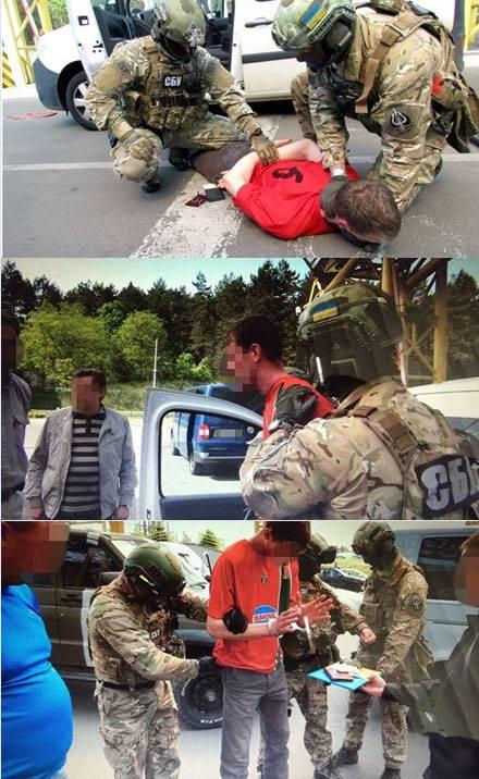 """""""우리는 팔이 길다."""" SBU 책임자는 우크라이나 정보 서비스가 """"유로 -2016 직전 프랑스에서 일련의 테러 공격을 막았다""""고 발표했다."""
