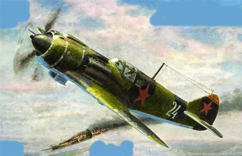 Советская авиация понесла наименьшие потери во Второй <u>мустангов</u> мировой войне из всех воюющих держав