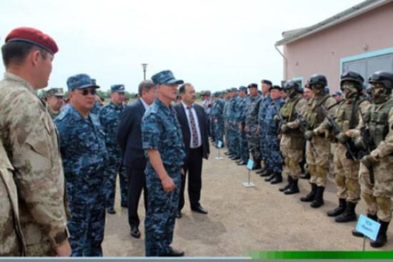 Durante il CTO ad Aktobe, le forze di sicurezza del Kazakistan hanno eliminato i militanti 13
