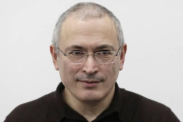 """Les huissiers de justice ont envoyé une """"compensation pour préjudice moral"""" à Khodorkovski par décision de la CEDH au budget de l'Etat"""