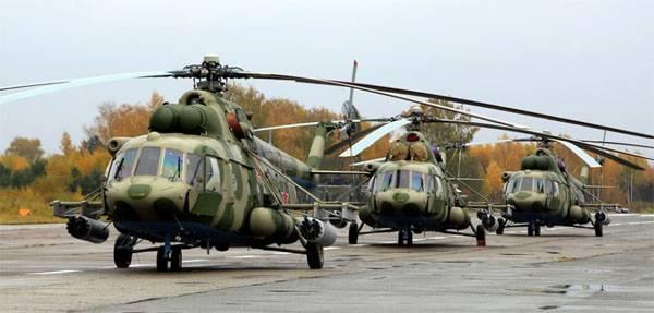 ロシアのヘリコプターがMicrosoft WindowsからLinuxに転送されます