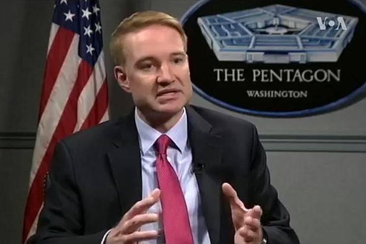 """Das Pentagon: Die Mittel, die bei 2017 g zugesagt wurden, werden es Amerika ermöglichen, """"seine Fähigkeiten zu verbessern"""" in der Arktis"""