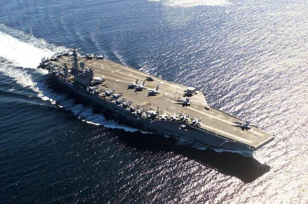 US Naval Institute: La fin de l'ère des transporteurs