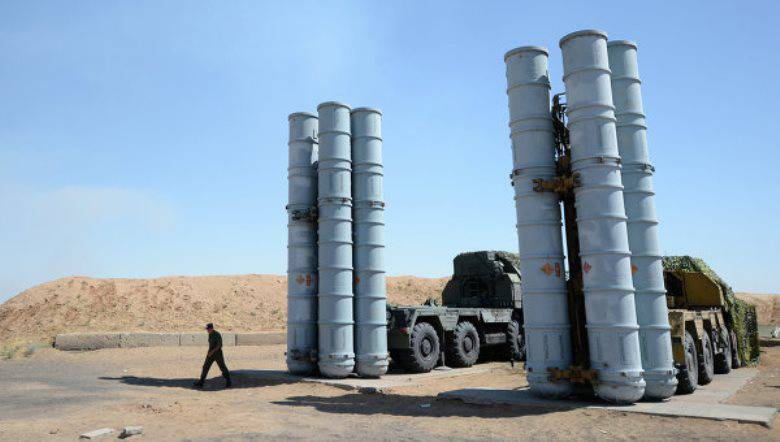 Shoigu: C-300 systems have been supplied to Kazakhstan to strengthen air defense