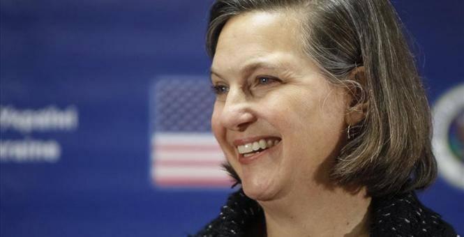 """Nuland beklagte sich beim US-Senat über den Mangel an Mitteln zur Bekämpfung der """"russischen Propaganda"""""""