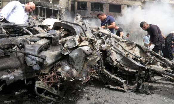 Irak'ın başkentinde yeni terörist saldırı dalgası