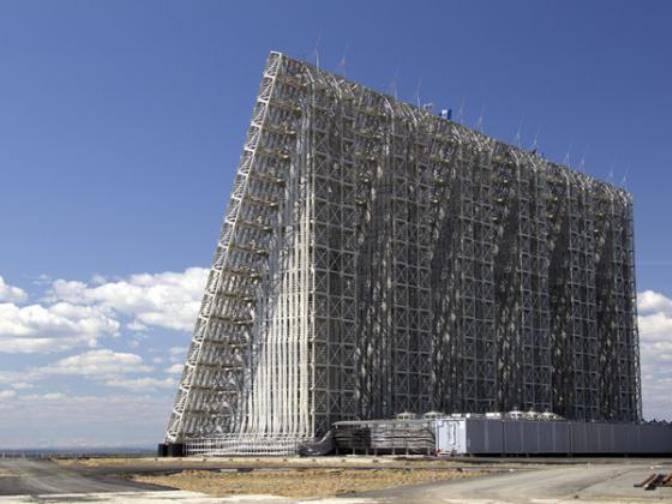 Bau einer neuen Radarstation in der Region Irkutsk abgeschlossen