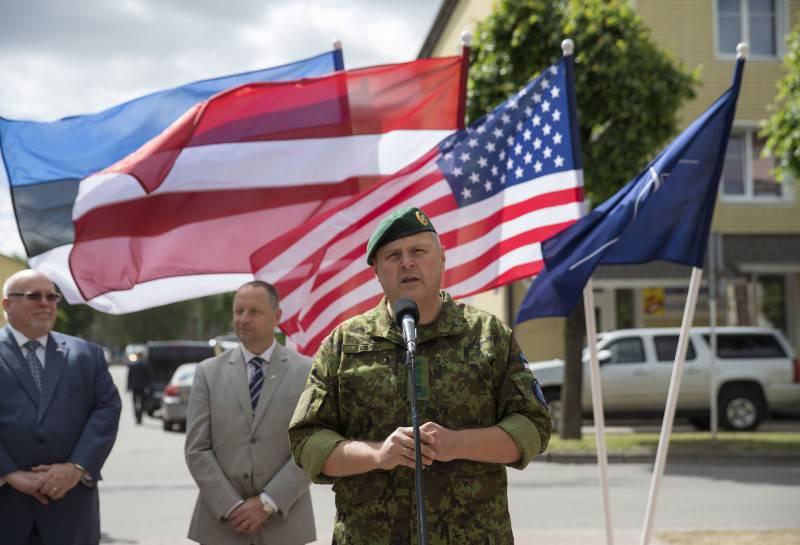 """अमेरिकी रक्षा विभाग के अधिकारी ने कहा कि """"रूसी आक्रामकता"""" के खिलाफ बाल्टिक 3 दिनों तक खड़े नहीं हो सकते"""