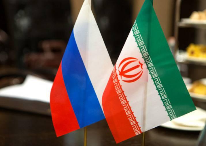 Shoigu voló en una visita de trabajo a Irán