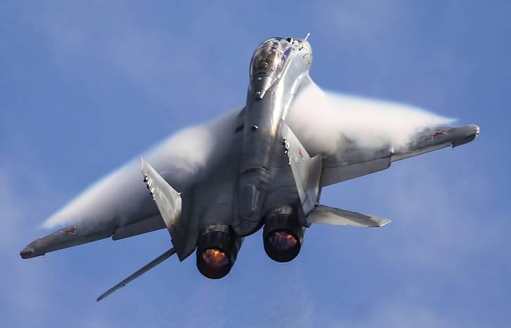 KLA:軍は35 gでMiG-2018航空機を受け取り始める