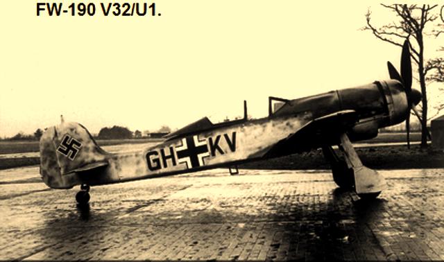 Ta-xnumx. El último pistón de combate de la Luftwaffe.