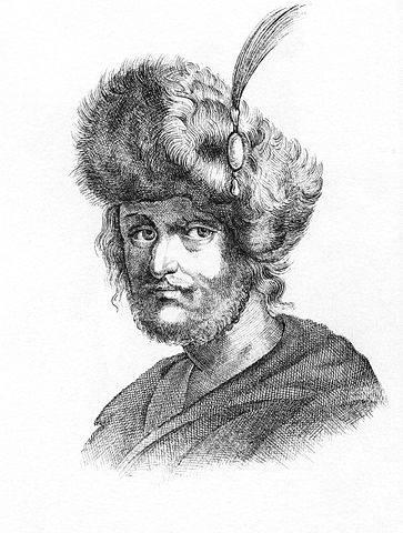 Как Лжедмитрий II пытался взять Москву