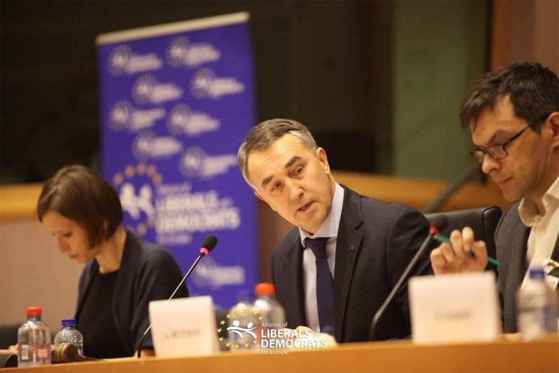 El eurodiputado de Lituania declaró que la amenaza para su país es la región de Kaliningrado.