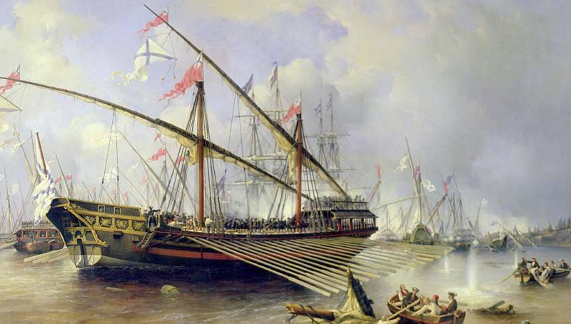 Flotte russe après Pierre Ier. Partie II. L'âge d'Anna Ioannovna
