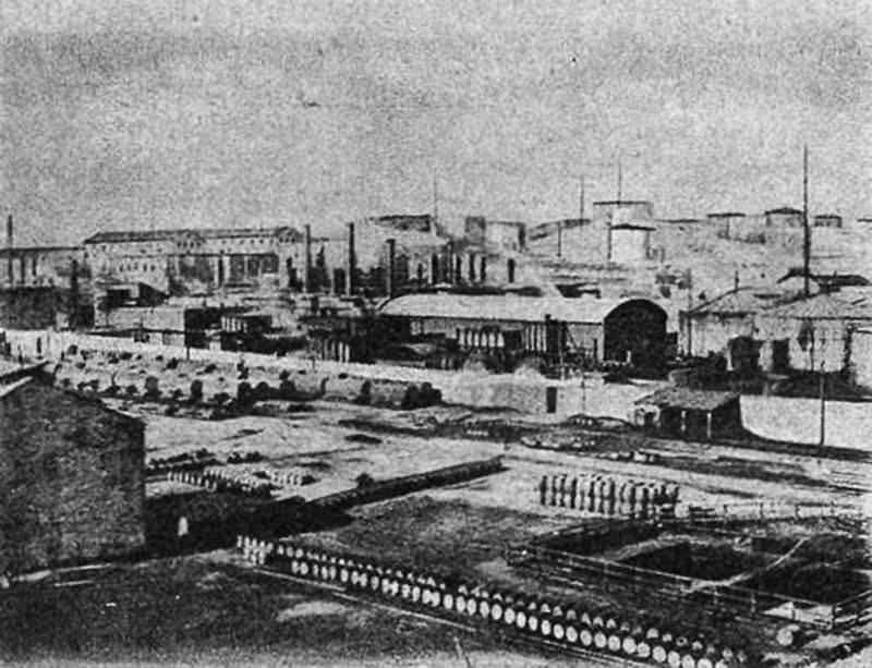 Бомбисты Чёрного города. Революционный террор и экспроприации в Баку начала ХХ века