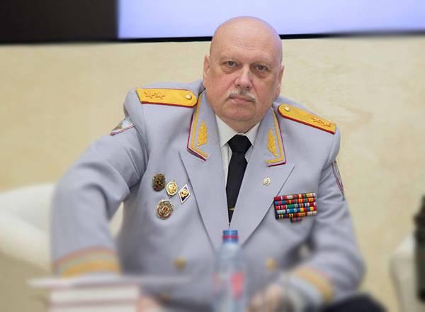 """Général de division du FSB Alexander Mikhailov: """"Alors que le FSB empêche les attaques terroristes au stade de la conception, personne ne s'y intéresse particulièrement."""""""