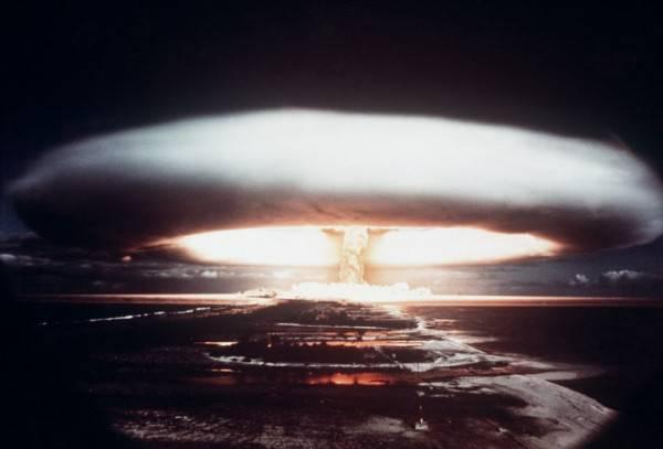 핵탄두의 작동 원리