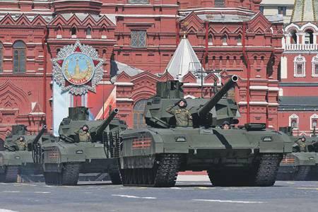 Atrás do muro do Kremlin