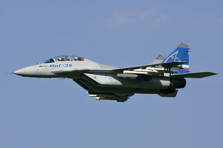 ¿Está el MiG-35 ruso listo para luchar contra los F-22 y F-35 estadounidenses? (El Interés Nacional, USA)