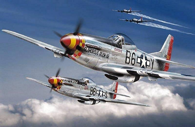 Como a USAF derrotou a Luftwaffe