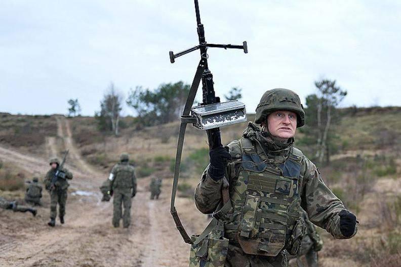 सितंबर में, पोलैंड में क्षेत्रीय रक्षा बलों का गठन शुरू होगा