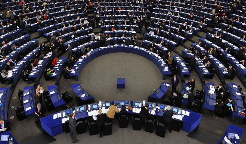 In the European Parliament proposed to cancel personal sanctions against the heads of the FSB and the SVR