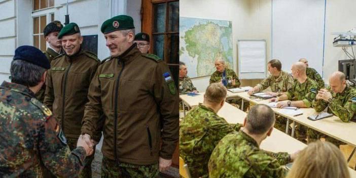 Il quartier generale della NATO ha iniziato la sua vera e propria operazione a Tallinn