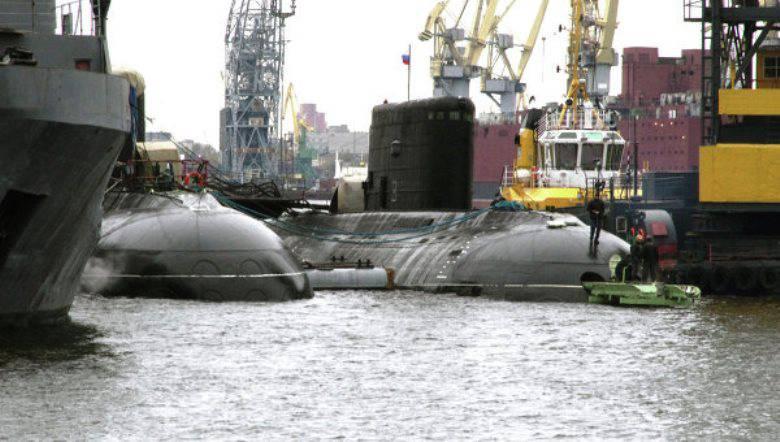 """Endonezya Savunma Bakanlığı denizaltı """"Varshavyanka"""" ile ilgileniyor"""