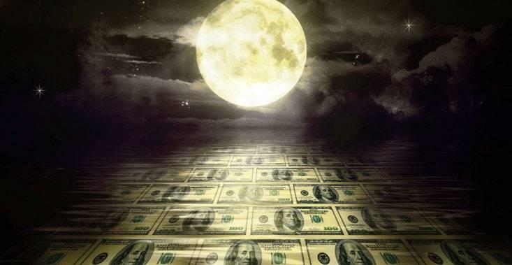 Curva al chiaro di luna