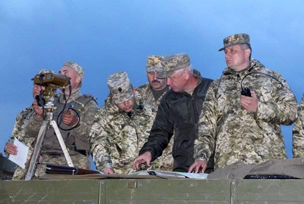 Kiev bombardıman yoğunluğunu artırarak, Donbass'taki temas hattına ağır ekipmanlarla devam ediyor