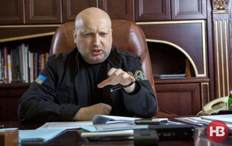 """Qual é a razão para o aumento das perdas das Forças Armadas da Ucrânia em Donbass, Turchinov """"sabe"""""""
