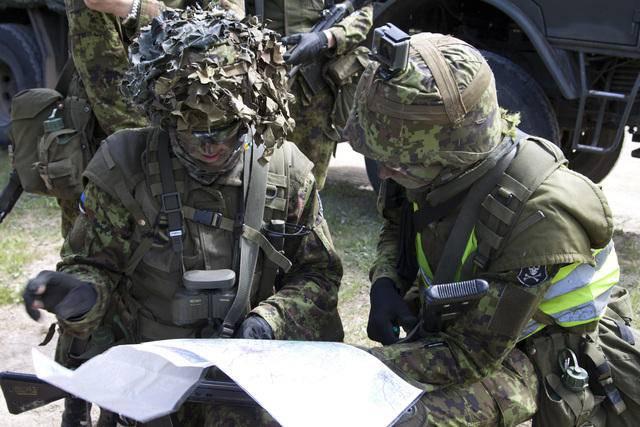 Autoridades da Estônia decidiram enviar tropas para a Síria e o Iraque