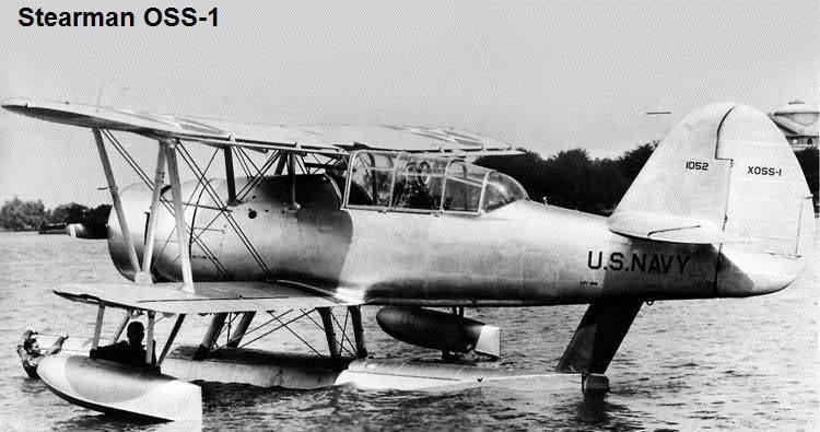 Воут-Сикорский OS2U «Кингфишер». «Зимородок» с американских линкоров