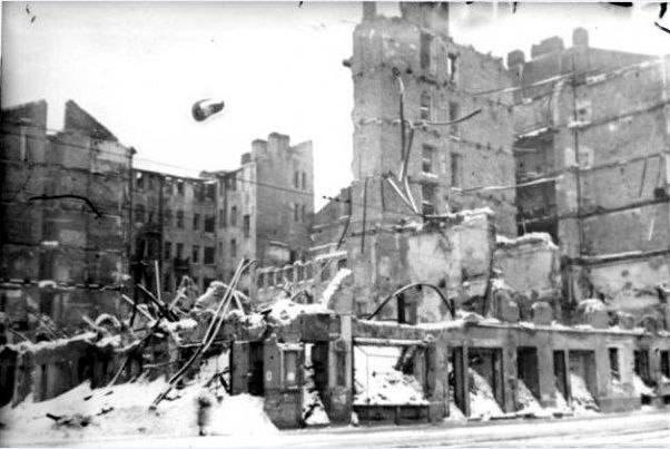 Судостроение в блокадном Ленинграде