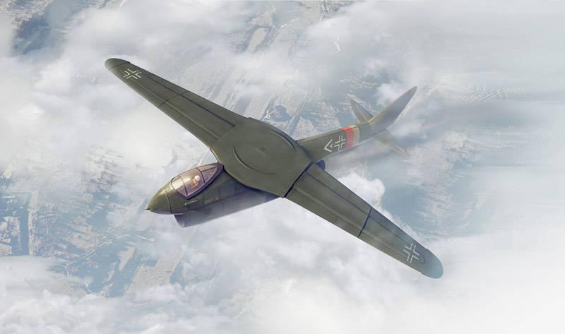 Самолёты с поворотным крылом