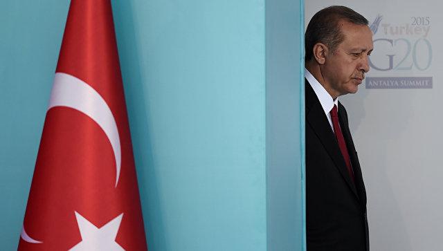 Эрдоган и «заслуженный уровень»