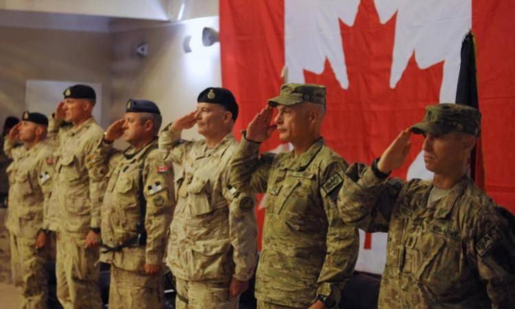 CNN: Минобороны Канады может направить в Европу дополнительное количество военных