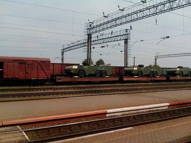 Украинские ПВО станут на белорусские шасси
