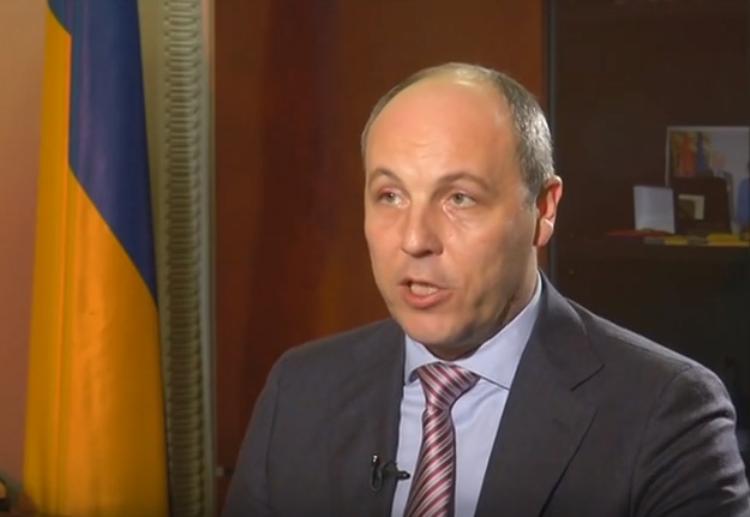Парубий признал отсутствие у Киева денег на ремонт военной техники