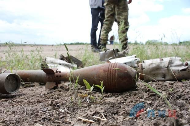 Народная милиция ЛНР: В Станице Луганской находятся африканские наёмники из подразделений
