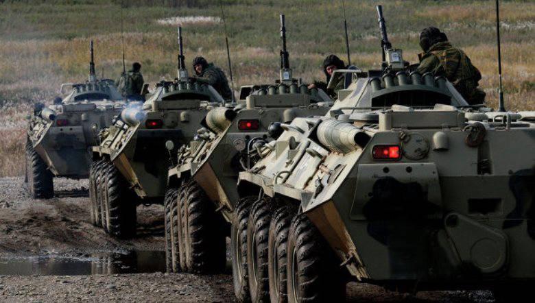 Вновь создаваемая 150-я дивизия будет размещена в Ростовской области