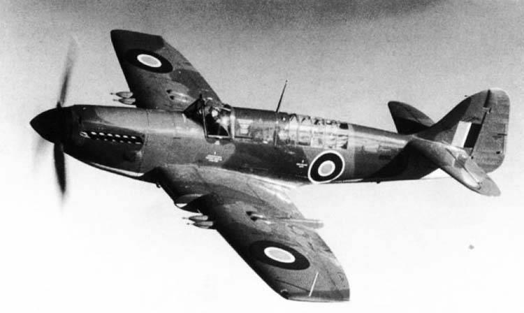 Палубная авиация во второй мировой войне: новые самолёты. Часть I
