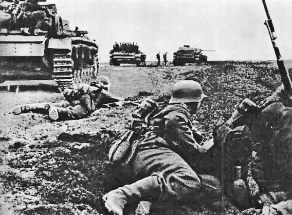 Причины поражения Красной Армии в начальный период войны (краткий обзор). Часть 1