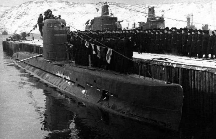 Советско-германская подводная дуэль во Второй мировой войне
