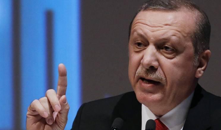 Эрдоган: Турция построит свой авианосец
